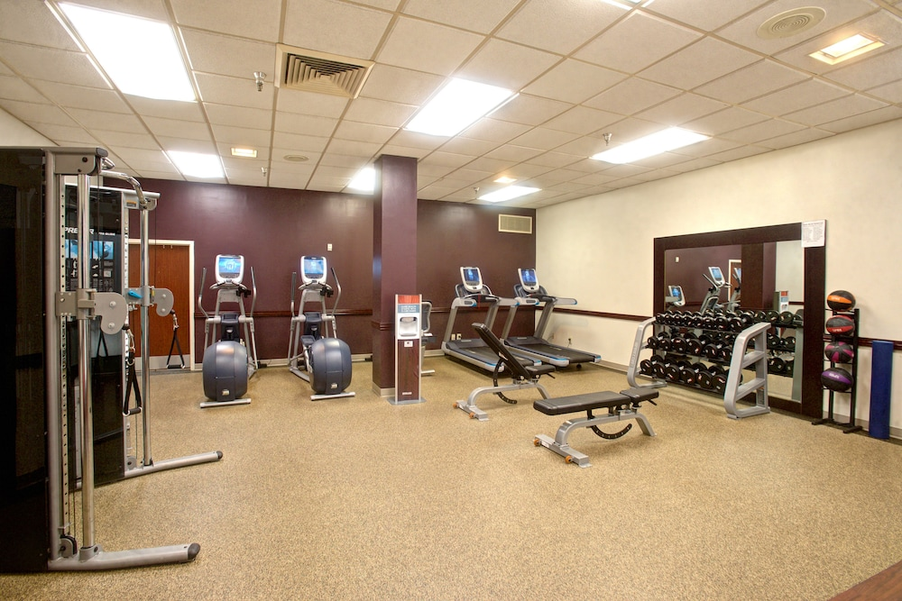 Fitness Facility, DoubleTree by Hilton Dallas - Richardson