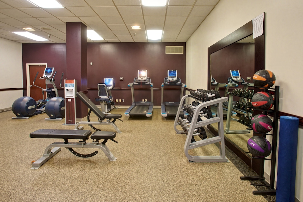 Gym, DoubleTree by Hilton Dallas - Richardson