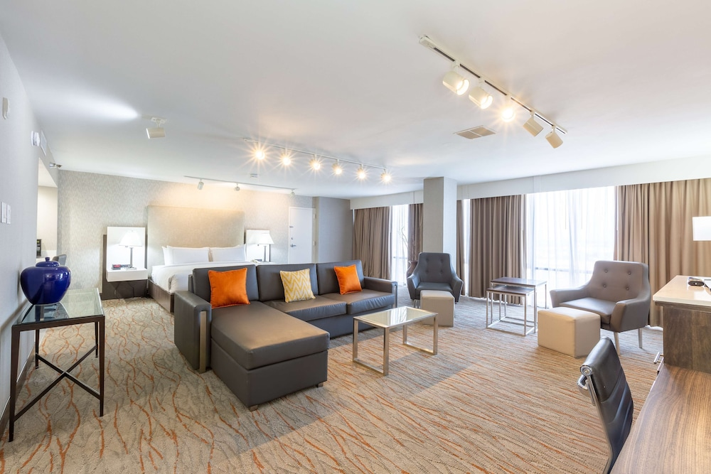 Living Area, DoubleTree by Hilton Dallas - Richardson