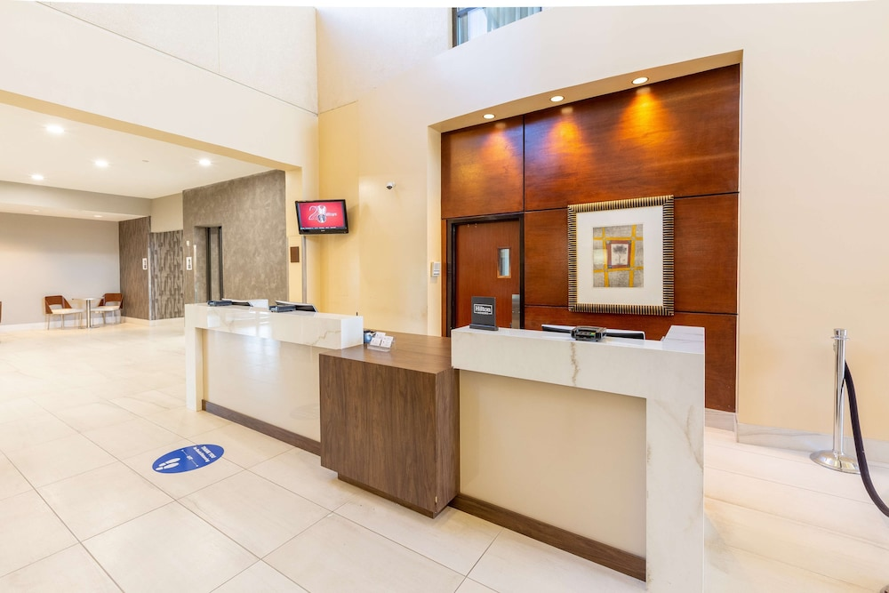 Reception, DoubleTree by Hilton Dallas - Richardson