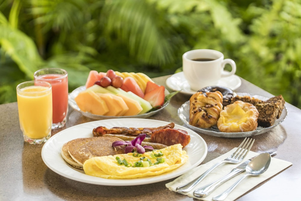 Breakfast Meal, Sheraton Princess Kaiulani