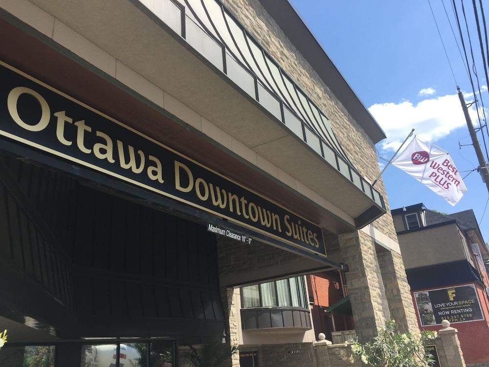 best western plus ottawa downtown suites 2019 room prices. Black Bedroom Furniture Sets. Home Design Ideas