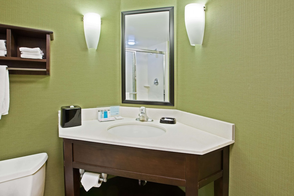 Bathroom, Hampton Inn Knoxville - Airport