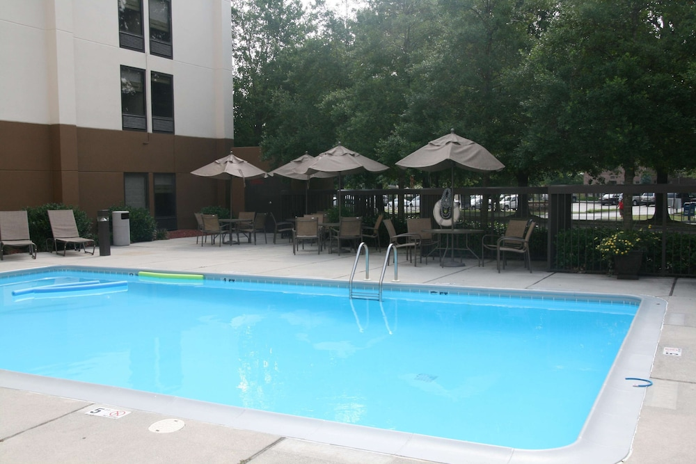 Pool, Hampton Inn Knoxville - Airport