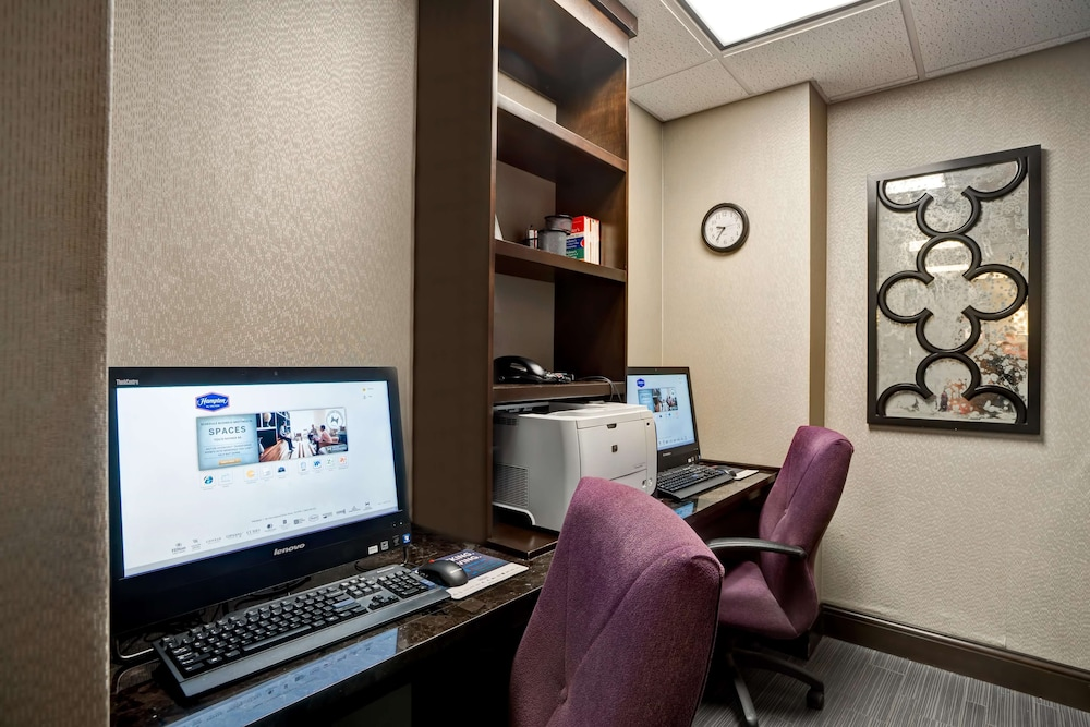 Business Center, Hampton Inn Knoxville - Airport