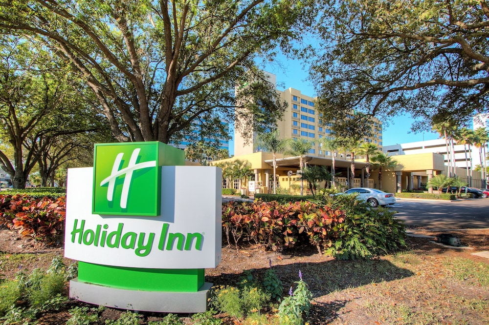 Exterior detail, Holiday Inn Tampa Westshore - Airport Area