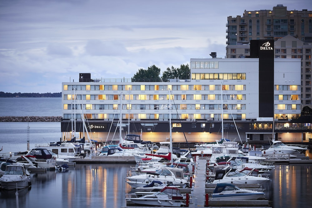 Marriott Hotel Kingston Waterfront