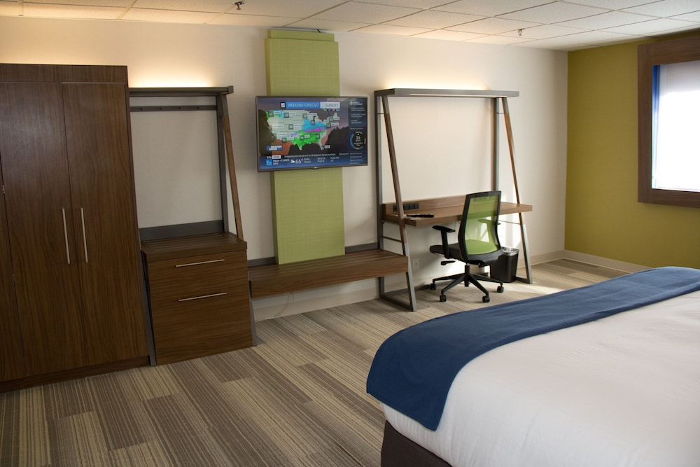 Room, Holiday Inn Express Salt Lake City Downtown
