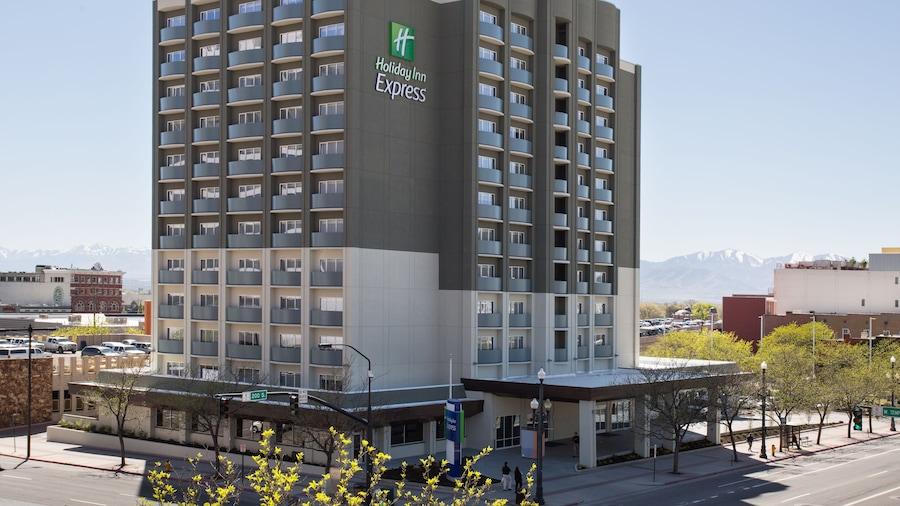 Holiday Inn Express Salt Lake City Downtown, an IHG Hotel