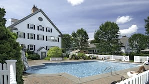 Indoor pool, open 6:00 AM to 9:00 PM, pool umbrellas, sun loungers