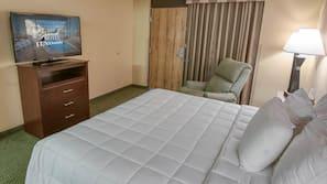 Ropa de cama de alta calidad, colchones viscoelásticos, escritorio