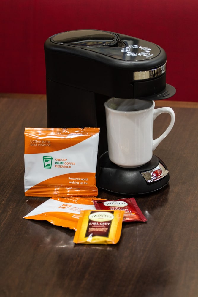 Coffee and/or Coffee Maker, Clarion Inn & Suites Miami International Airport