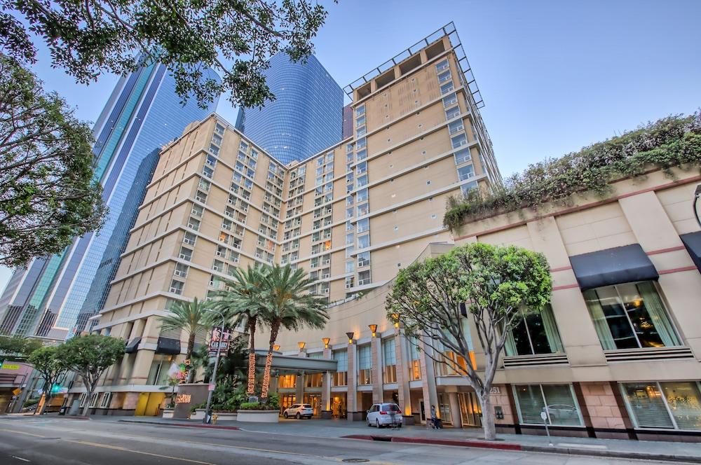 The Omni Los Angeles Hotel At California Plaza