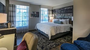 10 bedrooms, Egyptian cotton sheets, premium bedding, in-room safe