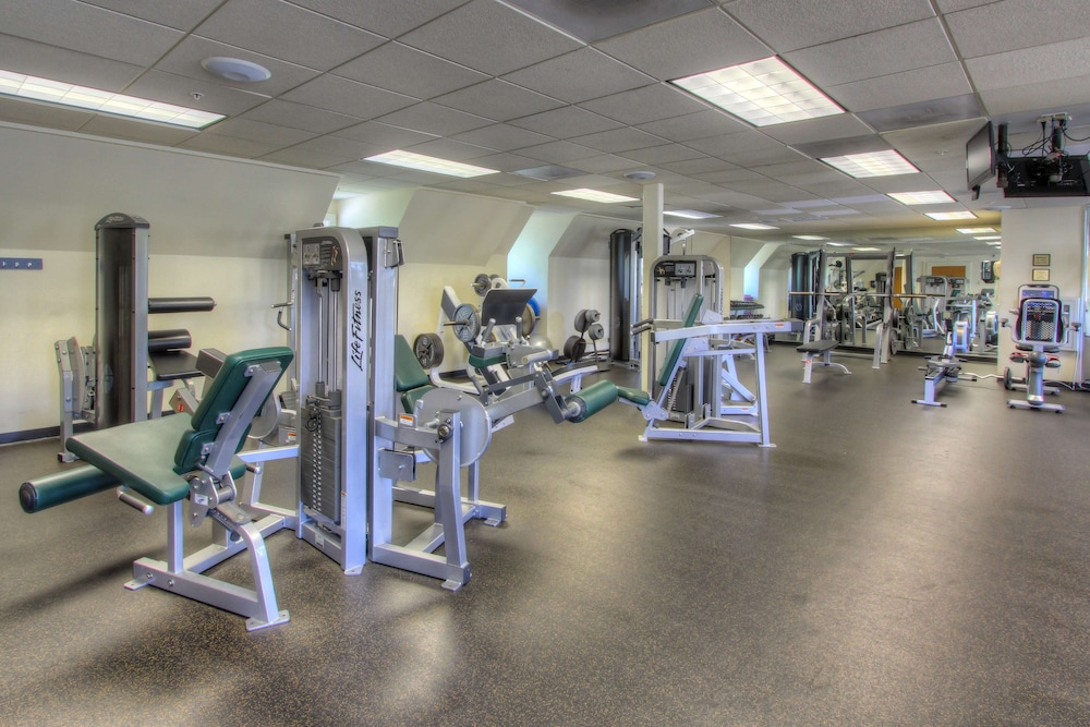 Fitness Facility, The Founders Inn and Spa, Tapestry Collection by Hilton