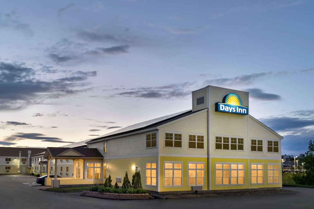 Exterior, Days Inn by Wyndham Airport/Maine Mall