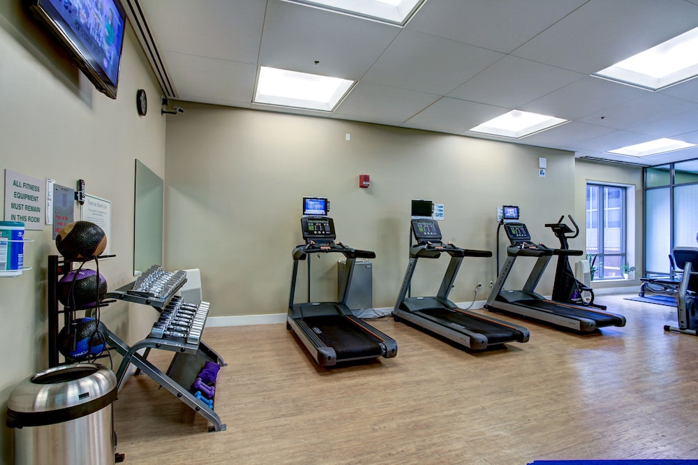Fitness Facility, Courtyard by Marriott Downtown Grand Rapids