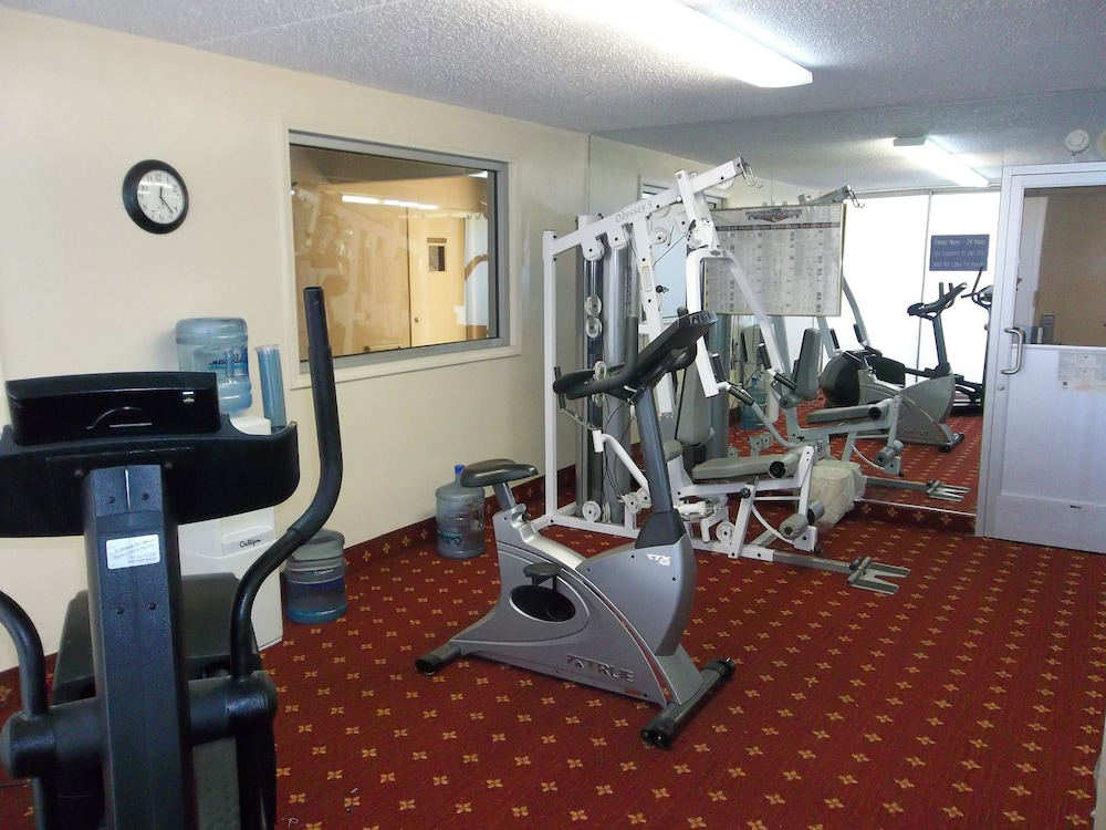 Fitness Facility, Americas Best Value Inn & Suites Northwood Toledo