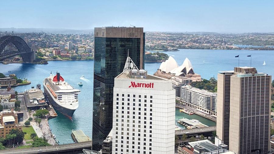 시드니 하버 메리어트 호텔 앳 서큘러 키