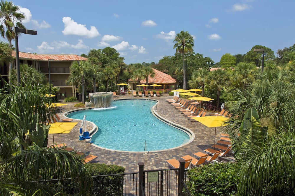 Pool, DoubleTree by Hilton Hotel Orlando at SeaWorld