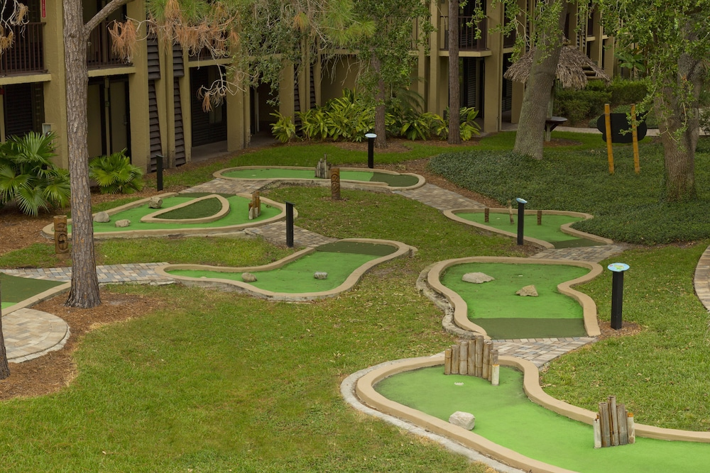 Mini-Golf, DoubleTree by Hilton Hotel Orlando at SeaWorld