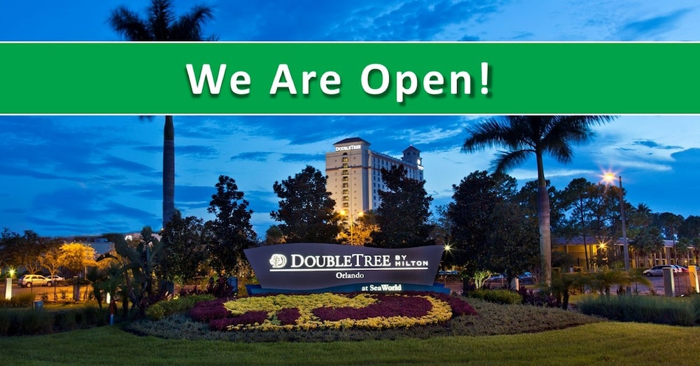 Featured Image, DoubleTree by Hilton Hotel Orlando at SeaWorld