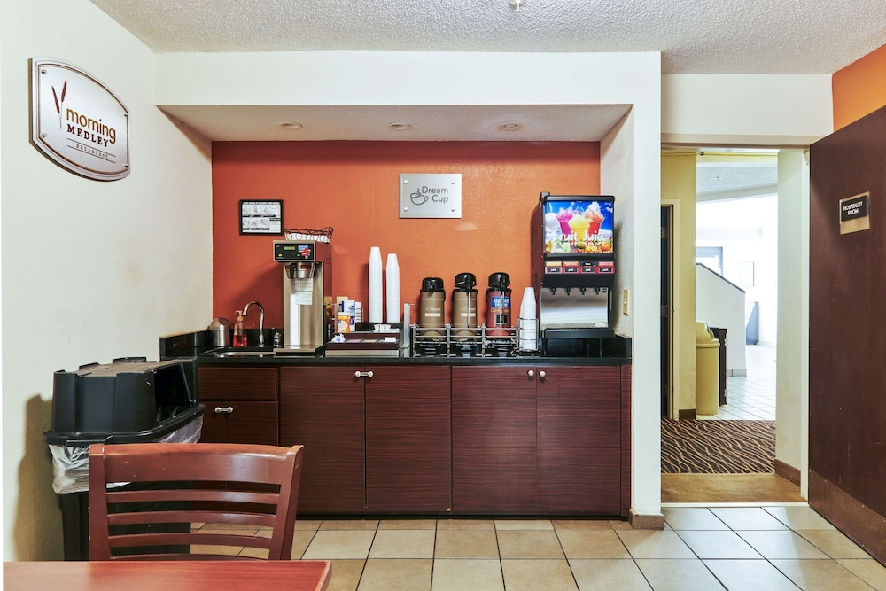 Breakfast Area, Sleep Inn University