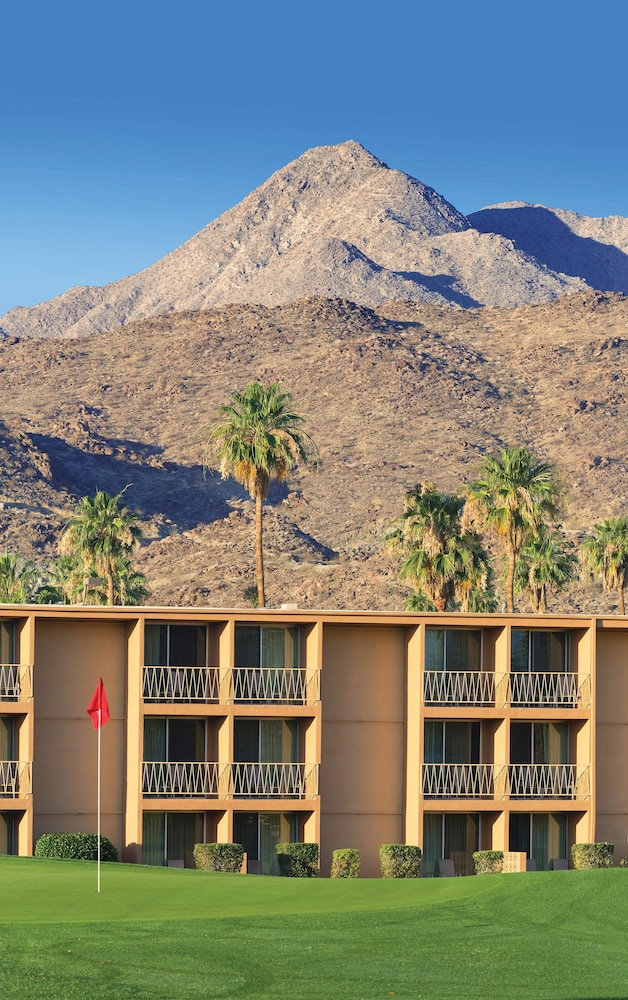 Exterior, WorldMark Palm Springs - Plaza Resort and Spa