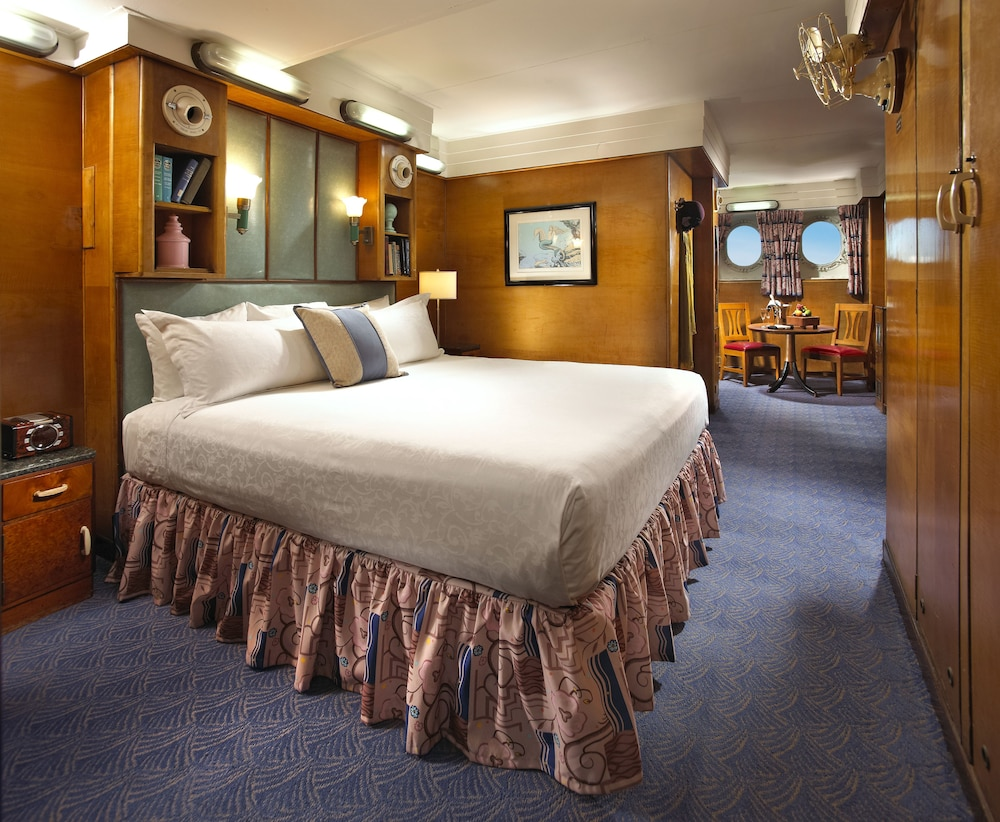Room, The Queen Mary