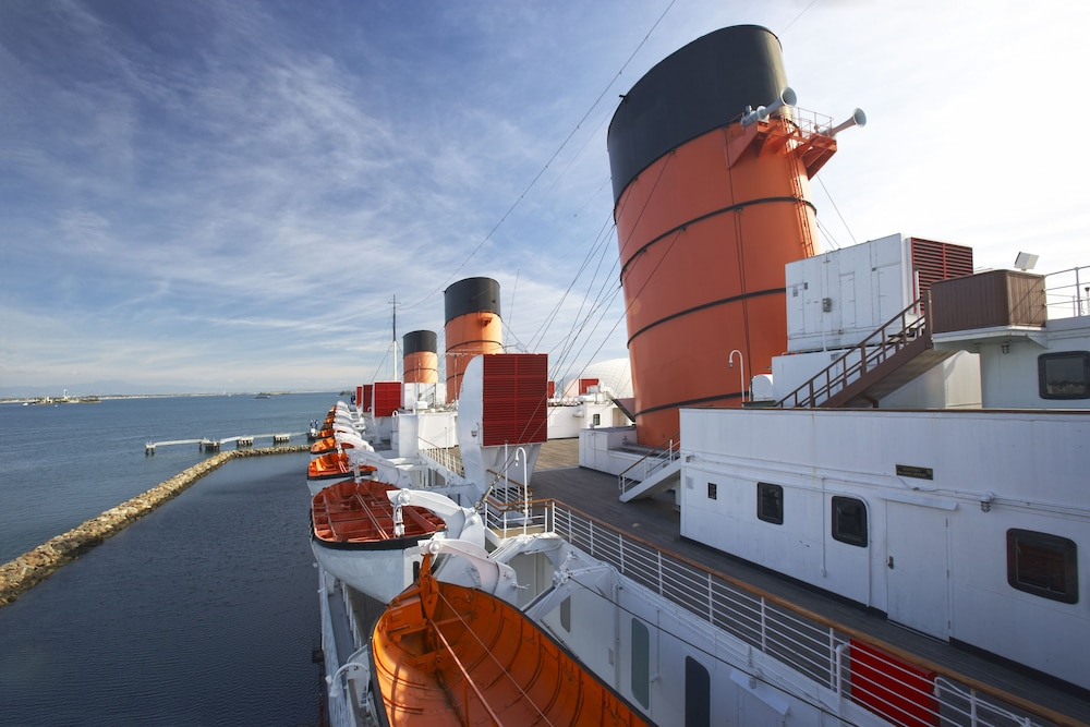 Exterior, The Queen Mary