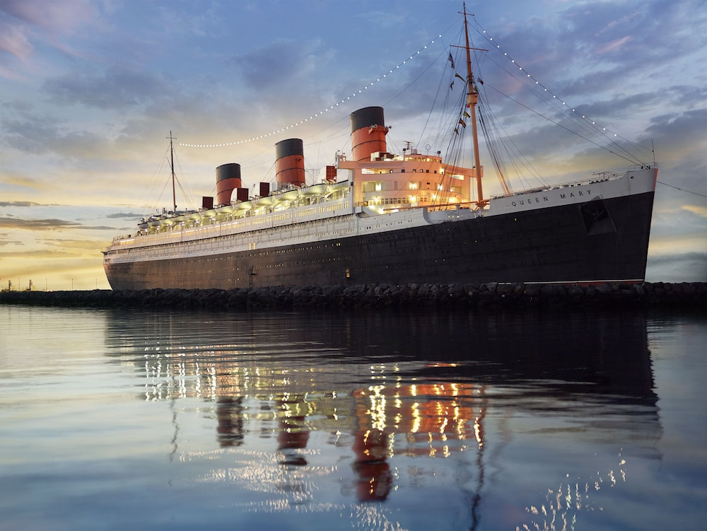 Queen Mary In Los Angeles Hotel Rates Reviews On Orbitz