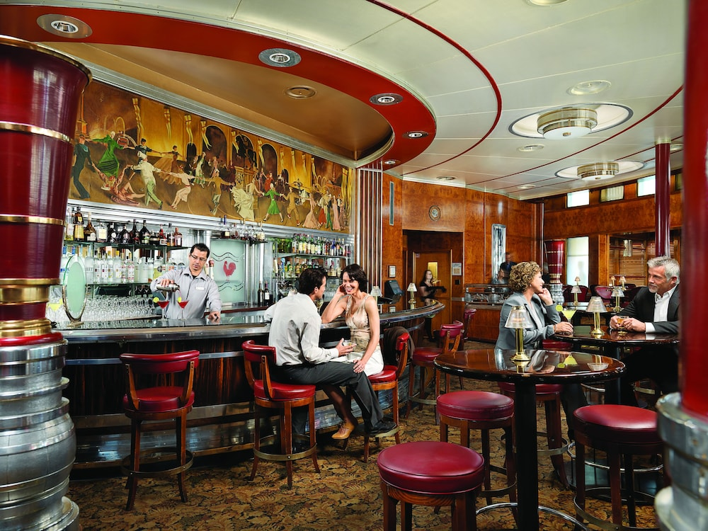 Bar, The Queen Mary