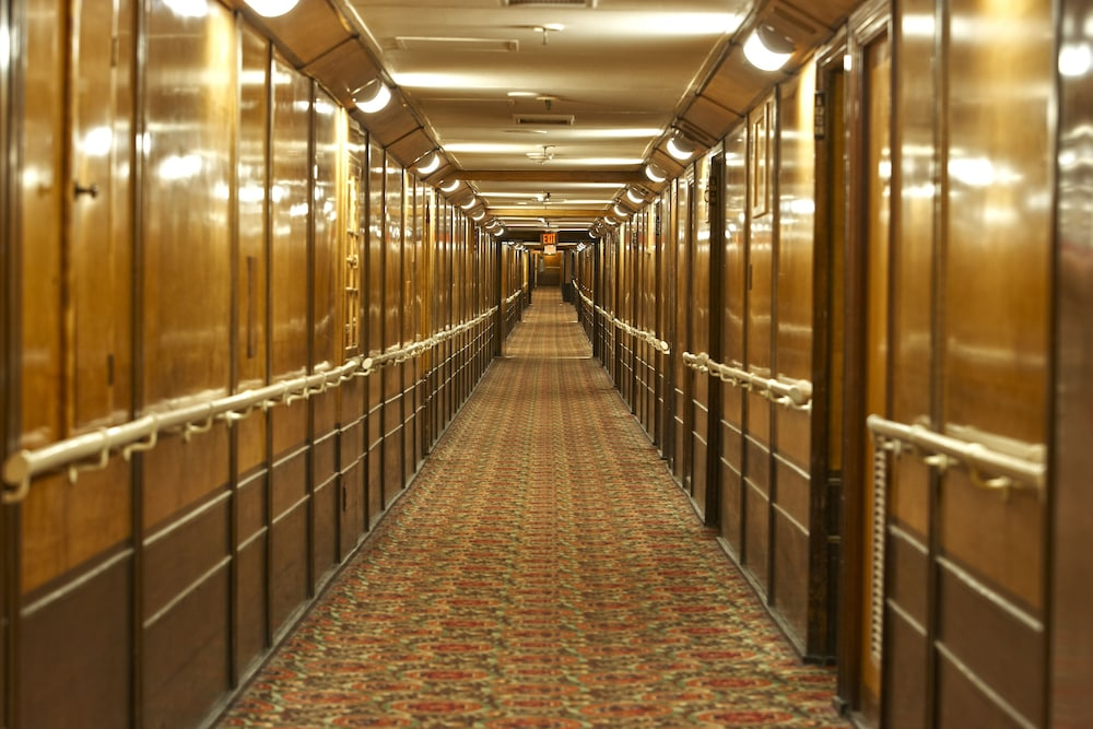 Hallway, The Queen Mary