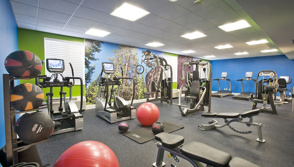 Fitness Facility, Holiday Inn Express Hotel & Suites Germantown-Gaithersburg