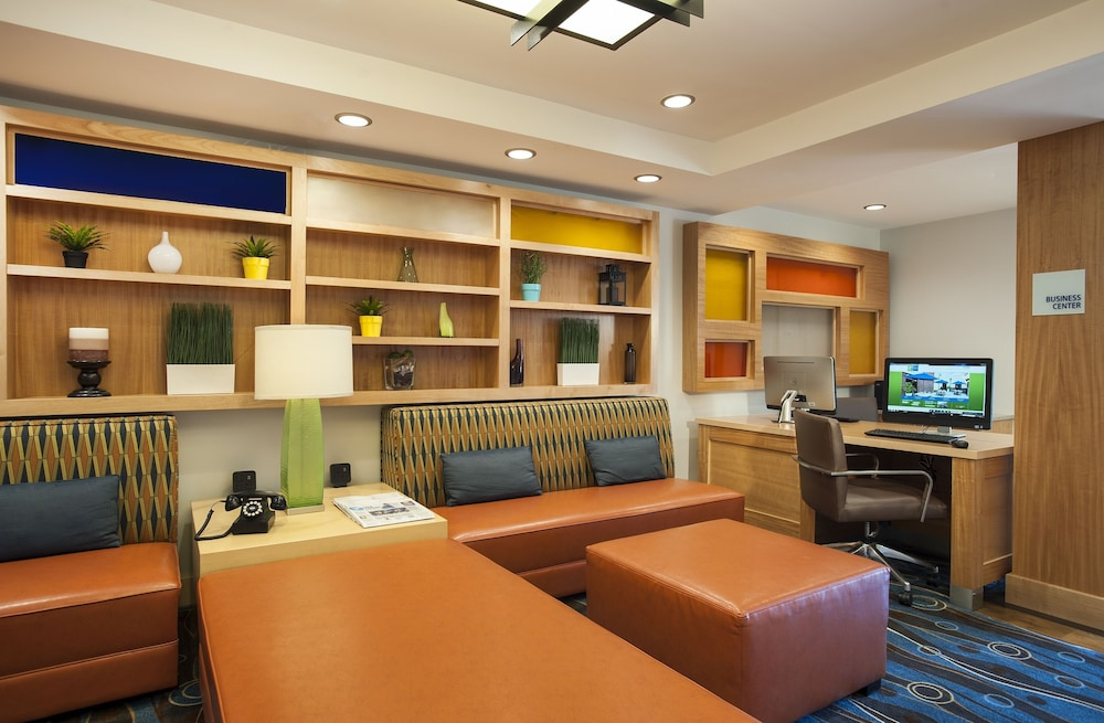 Business Center, Holiday Inn Express Hotel & Suites Germantown-Gaithersburg