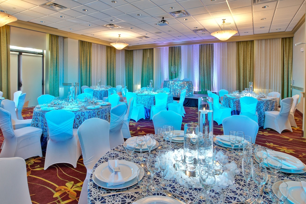 Banquet Hall, Holiday Inn Express Hotel & Suites Germantown-Gaithersburg