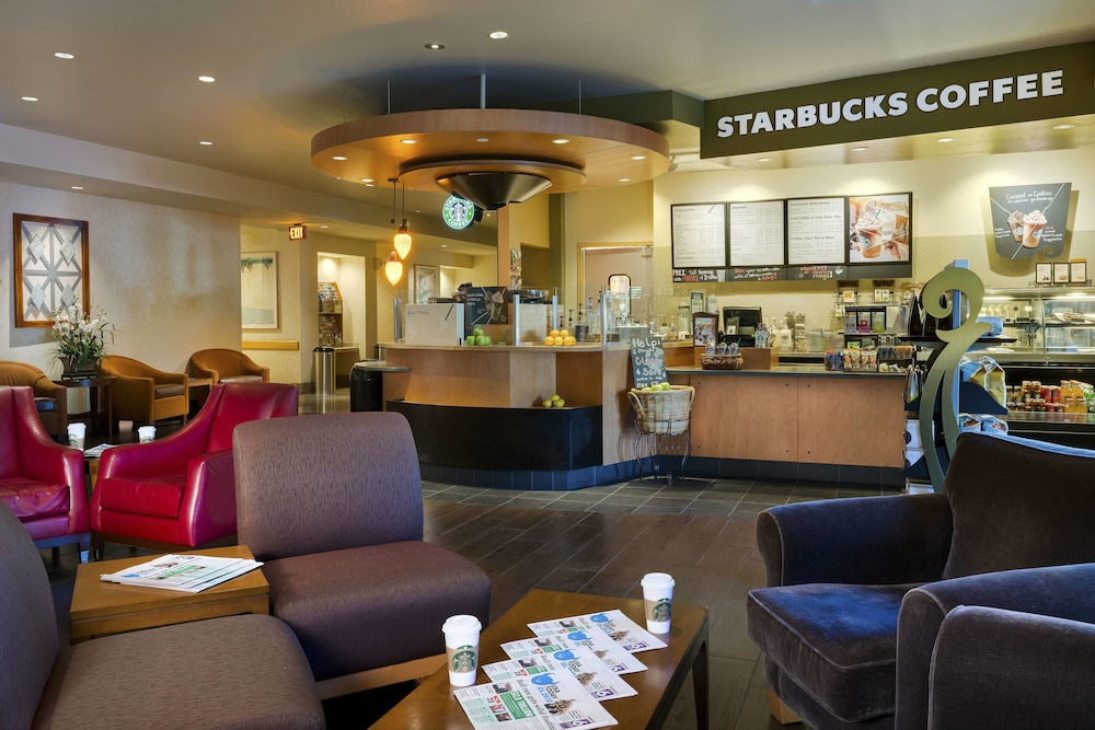 Coffee Shop, Sacramento Marriott Rancho Cordova