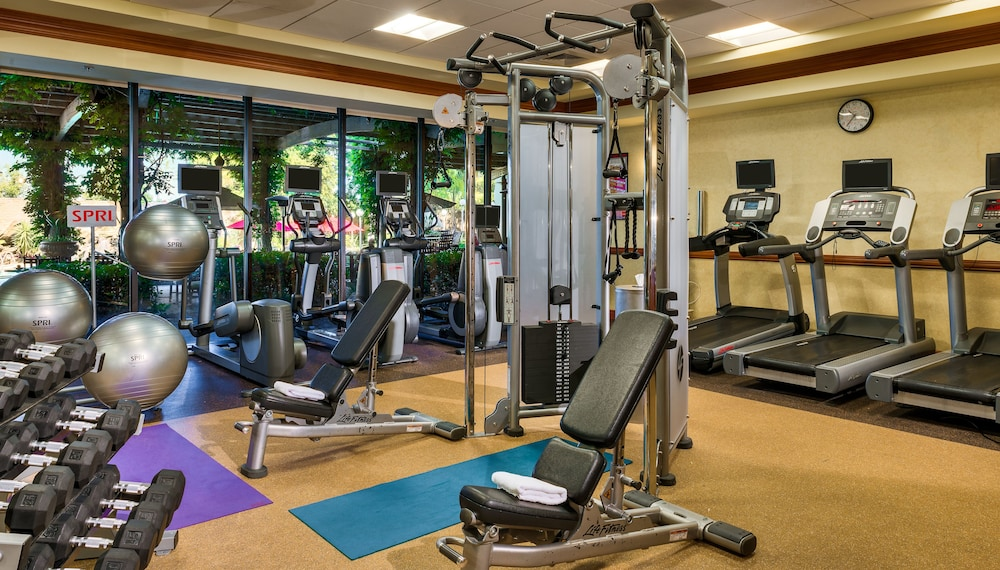 Fitness Facility, Sacramento Marriott Rancho Cordova
