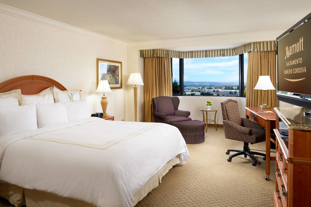 Room, Sacramento Marriott Rancho Cordova