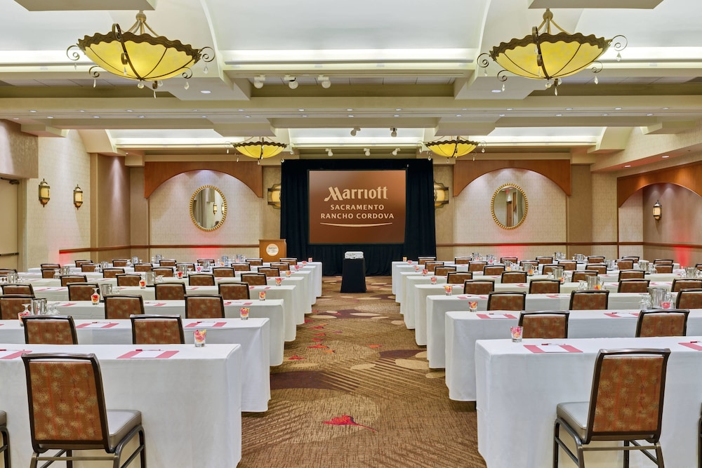 Meeting Facility, Sacramento Marriott Rancho Cordova