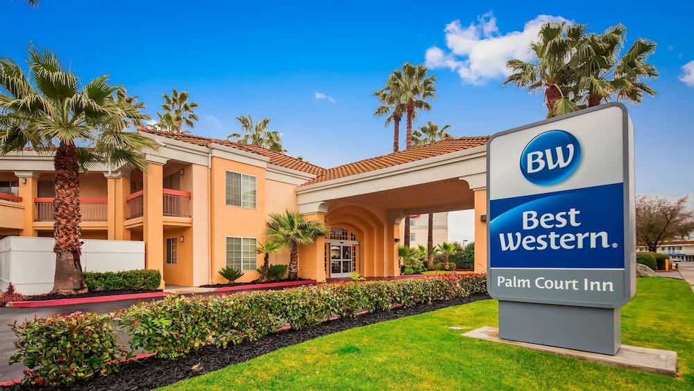 Featured Image, Best Western Palm Court Inn