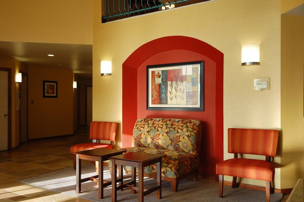 Lobby, Best Western Palm Court Inn