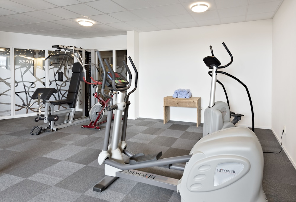 Fitness Facility, WestCord Strandhotel Seeduyn