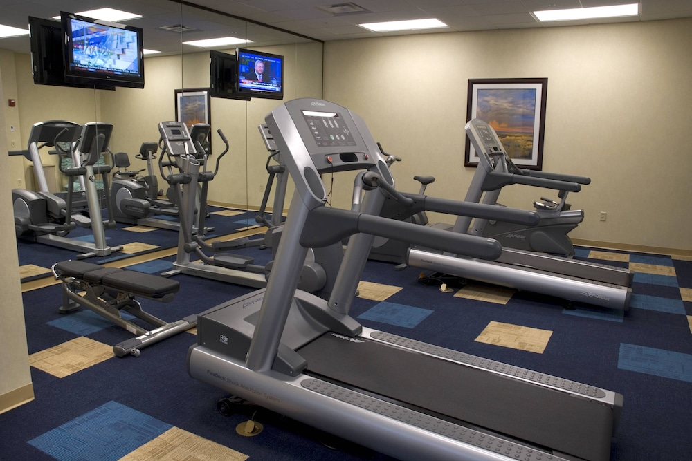 Fitness Facility, Courtyard by Marriott Canton