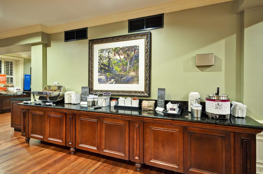 Reception, Hampton Inn Charleston - Historic District