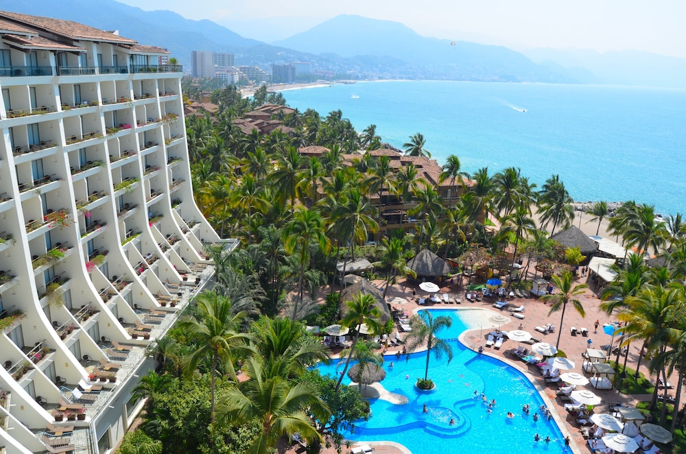 City View from Property, Fiesta Americana Puerto Vallarta All Inclusive & Spa
