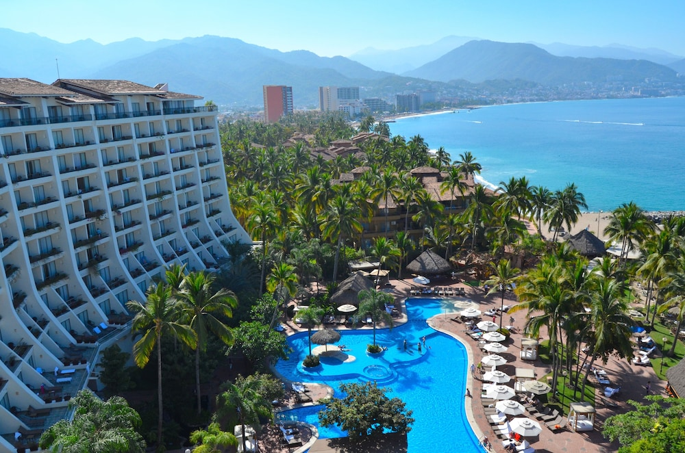 View from Property, Fiesta Americana Puerto Vallarta All Inclusive & Spa