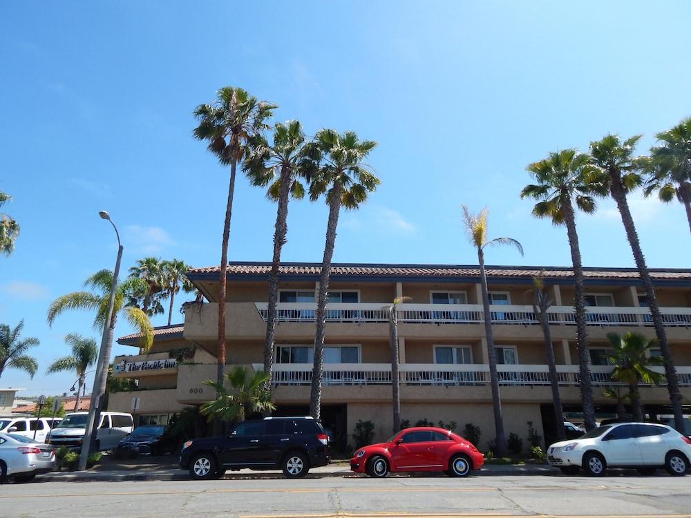 The Pacific Inn In Seal Beach