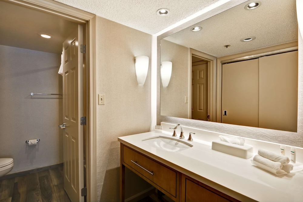 Bathroom, Homewood Suites by Hilton Hartford/Windsor Locks