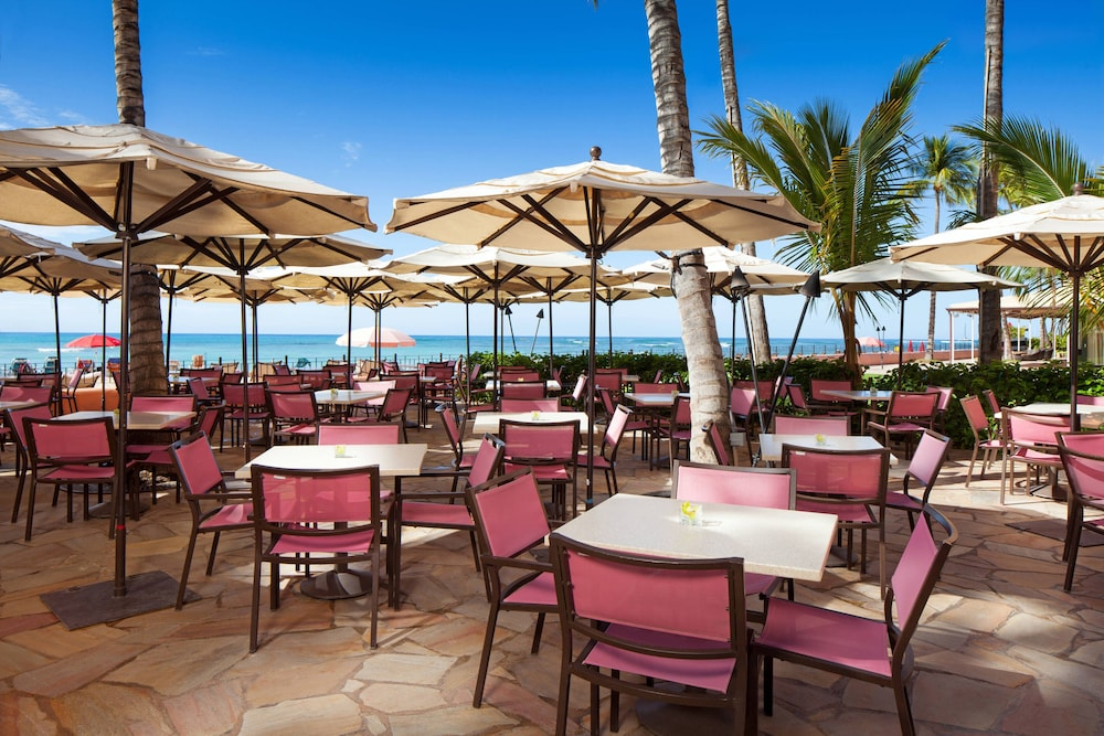 Beach Bar, The Royal Hawaiian, a Luxury Collection Resort, Waikiki